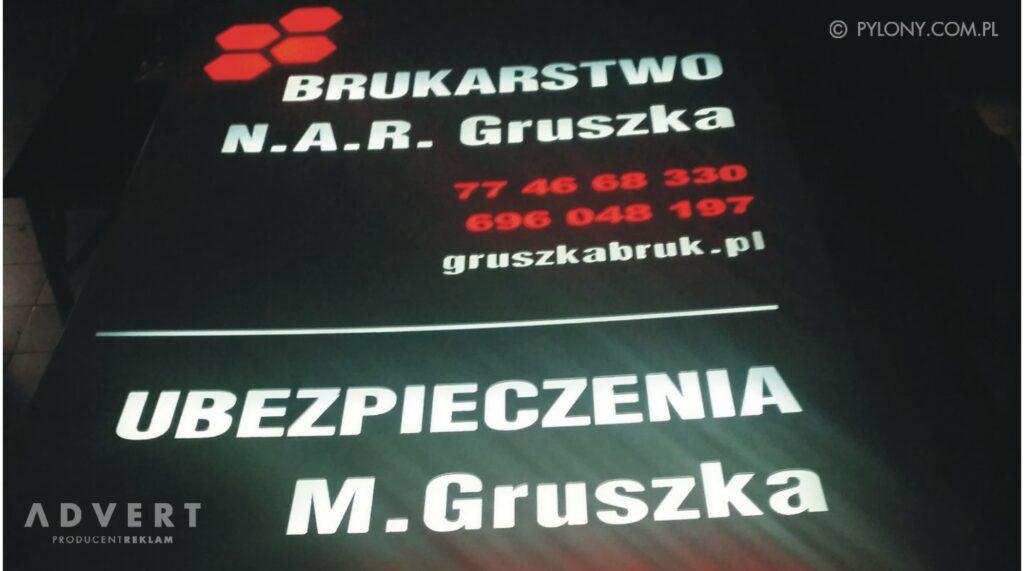 producent-reklam-podswietlenie-led
